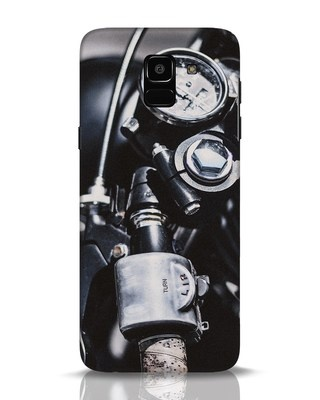 Shop Cafe Racer Samsung Galaxy J6 Mobile Cover-Front