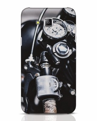 Shop Cafe Racer Samsung Galaxy J7 Mobile Cover-Front