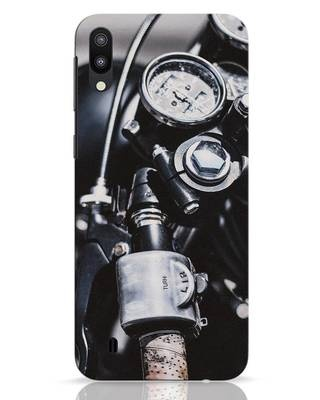 Shop Cafe Racer Samsung Galaxy M10 Mobile Cover-Front