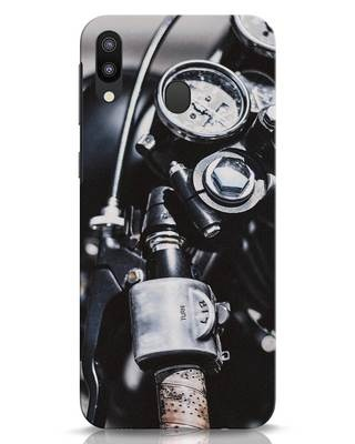 Shop Cafe Racer Samsung Galaxy M20 Mobile Cover-Front