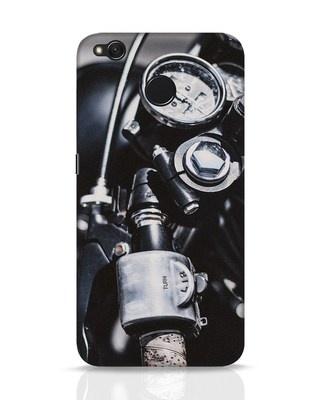 Shop Cafe Racer Xiaomi Redmi 4 Mobile Cover-Front