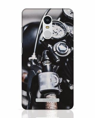 Shop Cafe Racer Xiaomi Redmi Note 3 Mobile Cover-Front