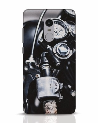 Shop Cafe Racer Xiaomi Redmi Note 4 Mobile Cover-Front
