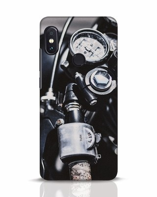 Shop Cafe Racer Xiaomi Redmi Note 5 Pro Mobile Cover-Front
