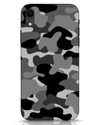 Shop Camo iPhone XR Mobile Cover-Front