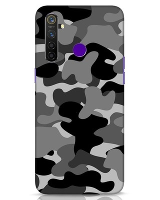Shop Camo Realme 5 Pro Mobile Cover-Front