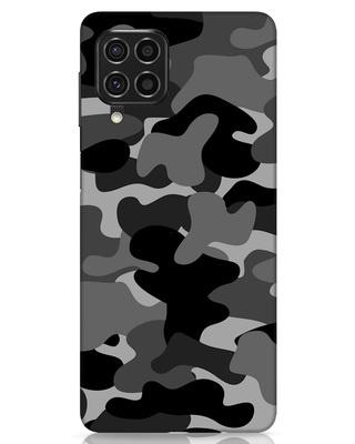 Shop Camo Samsung Galaxy F62 Mobile Cover-Front