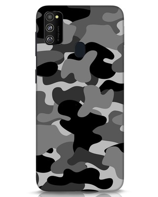 Shop Camo Samsung Galaxy M30s Mobile Cover-Front