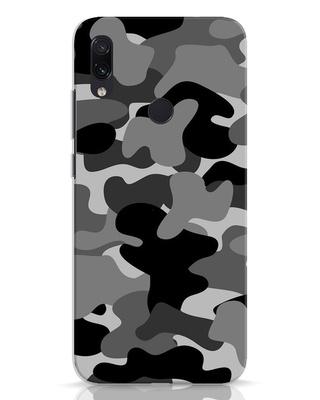 Shop Camo Xiaomi Redmi Note 7 Mobile Cover-Front