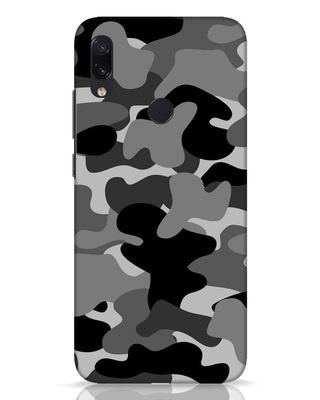 Shop Camo Xiaomi Redmi Note 7 Pro Mobile Cover-Front