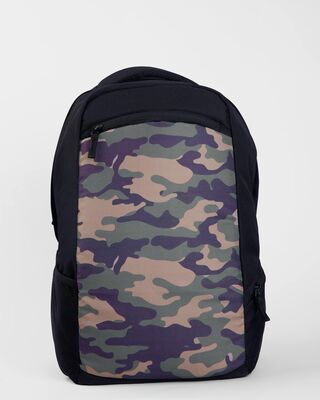 Shop Camouflage Classic Laptop Bag-Front