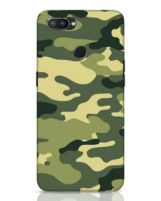 Shop Camouflage Realme 2 Pro Mobile Cover-Front