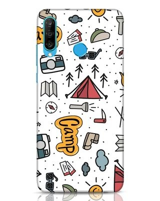 Shop Camp Huawei P30 Lite Mobile Cover-Front
