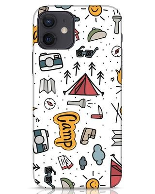 Shop Camp iPhone 12 Mobile Cover-Front