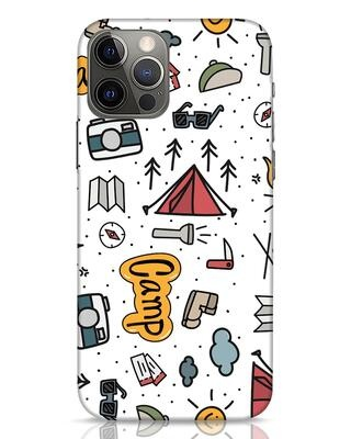 Shop Camp iPhone 12 Pro Max Mobile Cover-Front