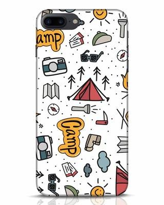 Shop Camp iPhone 7 Plus Mobile Cover-Front