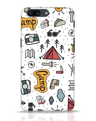 Shop Camp OnePlus 5 Mobile Cover-Front