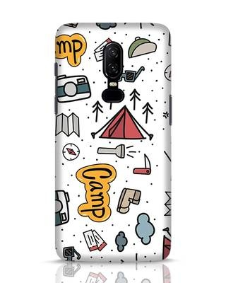 Shop Camp OnePlus 6 Mobile Cover-Front
