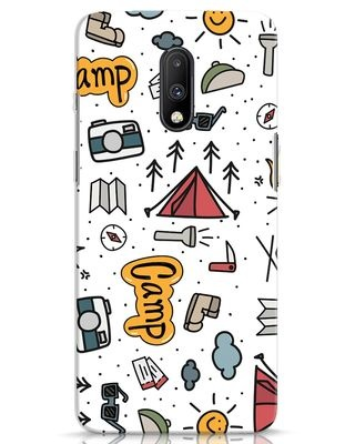 Shop Camp OnePlus 7 Mobile Cover-Front