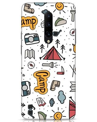 Shop Camp OnePlus 7 Pro Mobile Cover-Front