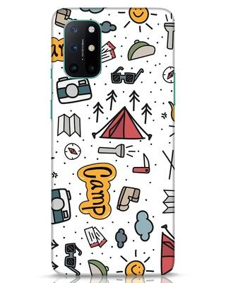 Shop Camp OnePlus 8T Mobile Cover-Front