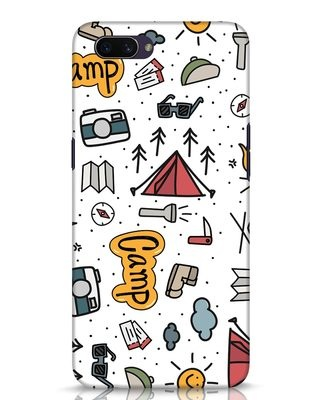 Shop Camp Oppo A3S Mobile Cover-Front