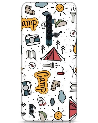 Shop Camp Oppo Reno 2 Mobile Cover-Front
