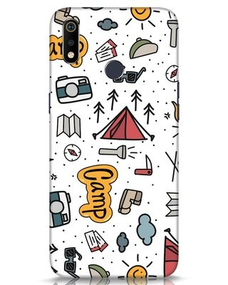 Shop Camp Realme 3i Mobile Cover-Front