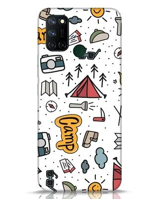 Shop Camp Realme 7i Mobile Cover-Front