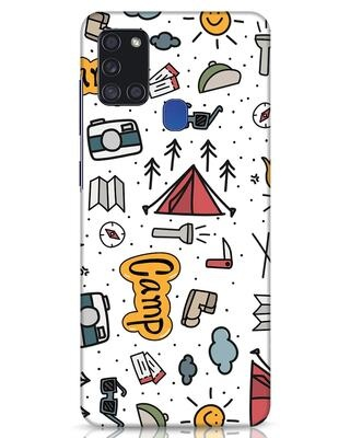 Shop Camp Samsung Galaxy A21s Mobile Cover-Front