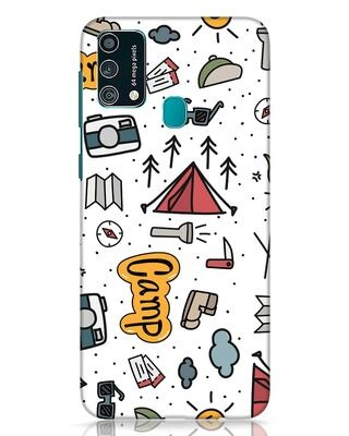 Shop Camp Samsung Galaxy F41 Mobile Cover-Front