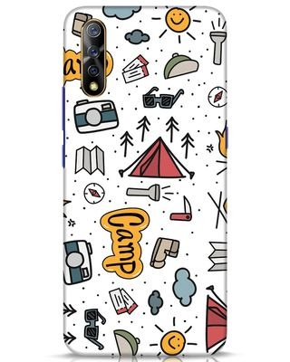 Shop Camp Vivo S1 Mobile Cover-Front