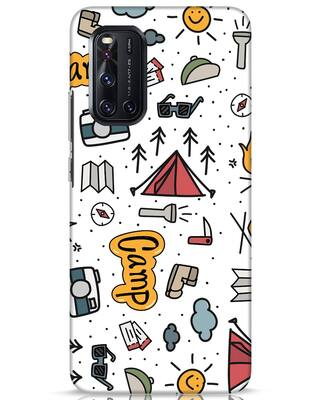 Shop Camp Vivo V19 Mobile Cover-Front