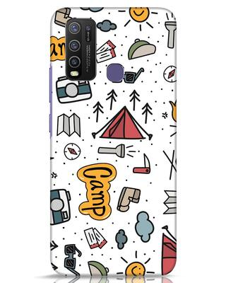 Shop Camp Vivo Y50 Mobile Cover-Front