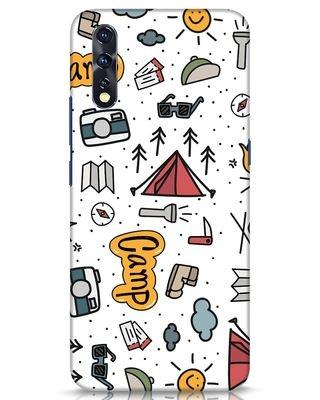 Shop Camp Vivo Z1x Mobile Cover-Front