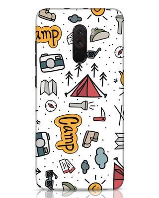 Shop Camp Xiaomi POCO F1 Mobile Cover-Front