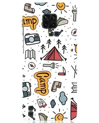 Shop Camp Xiaomi Poco M2 pro Mobile Cover-Front