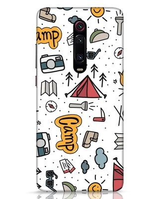 Shop Camp Xiaomi Redmi K20 Mobile Cover-Front