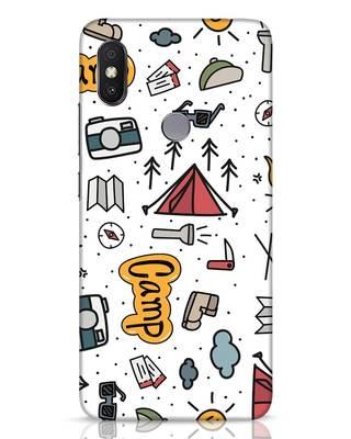Shop Camp Xiaomi Redmi Y2 Mobile Cover-Front