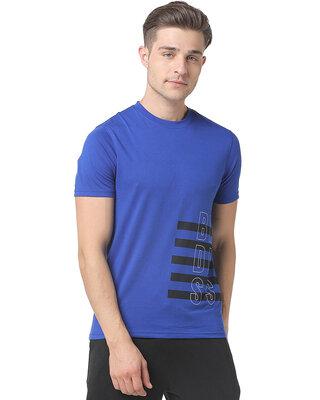 Shop Campus Sutra Men Casual T-Shirt-Front