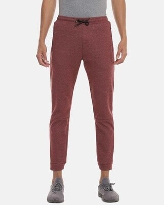 Shop Campus Sutra Men Solid Stylish Casual & Evening Trackpant-Front