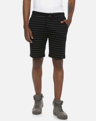 Shop Campus Sutra Men Stylish Casual Shorts-Front