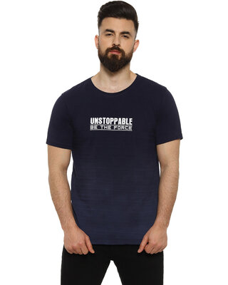 Shop Campus Sutra Men Stylish Casual T-Shirts-Front