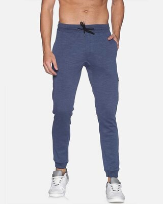 Shop Campus Sutra Men Stylish Evening & Sports Trackpant-Front