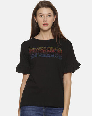 Shop Campus Sutra Women Casual Stylish Tops-Front