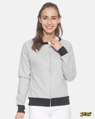 Shop Campus Sutra Women Stylish Casual Sweatshirt-Front