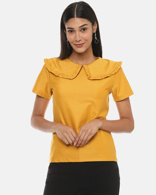Shop Campus Sutra Women Stylish Casual Top-Front