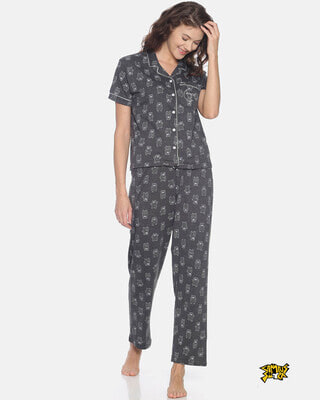Shop Campus Sutra Women Stylish Night Suit-Front