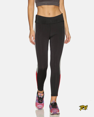 Shop Campus Sutra Women Stylish Sports Tights-Front