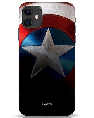 Shop Captain iPhone 11 Mobile Cover-Front